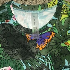 Outdoor Voices Tops - NEW Outdoor Voices Tropical Top Size S